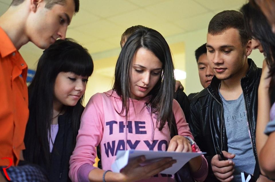 В последнее время квесты стали набирать популярность среди подростков