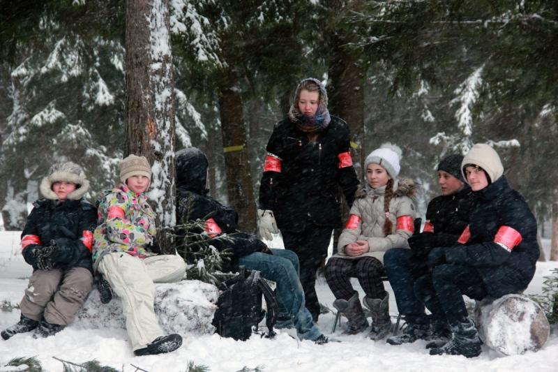 Спортивные мероприятия и соревнования на открытом воздухе - отличный способ отметить День защитника Отечества