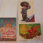 Фото 20: Советские открытки ко Дню Защитника Отечества