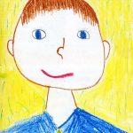 Фото 16: Портрет папы на 23 февраля