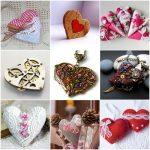 Фото 53: Самодельные сердечки к 14 февраля