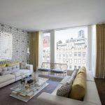 Фото 759: Текстиль в современном интерьере гостиной