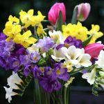 Фото 36: Весенний букет к 8 Марта