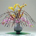 Фото 48: Весенняя икебана