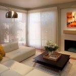 Фото 752: Жалюзи в интерьере современной гостиной