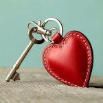 Фото 44: Кожаные сердца