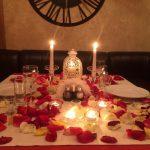 Фото 78: Ужин при свечах
