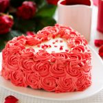 Фото 77: торт-сердце