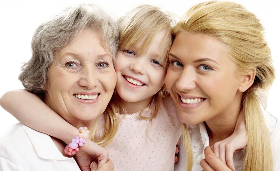 Приглашение мам и бабушек
