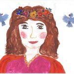 Фото 18: Портрет Мамы на 8 Марта
