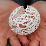 Фото 50: Резное яичко из скорлупы