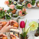 Фото 62: Составление цветочной композиции