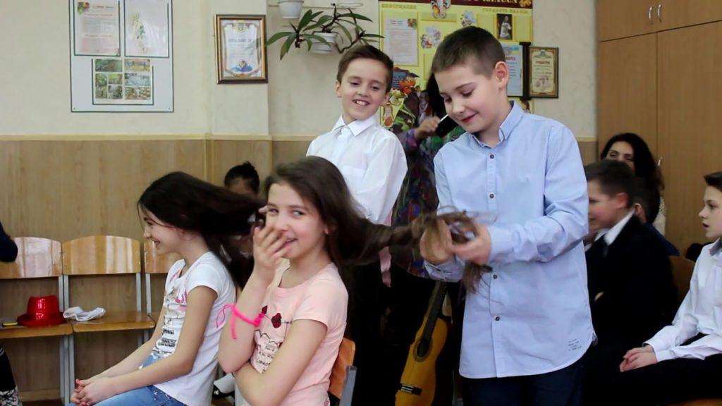 Веселые конкурсы для школьников 7 класс