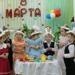Фото 22: 8 марта в детском саду