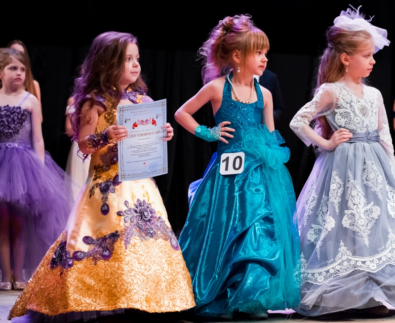 Конкурс красоты для девочек