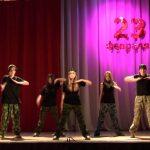 Фото 11: Молодежный танец на 23 февраля