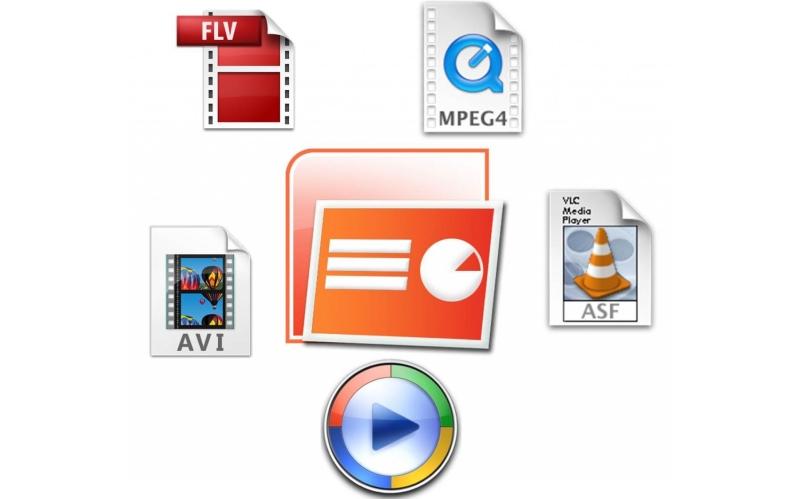 Форматы для сохранения презентации в PowePoint