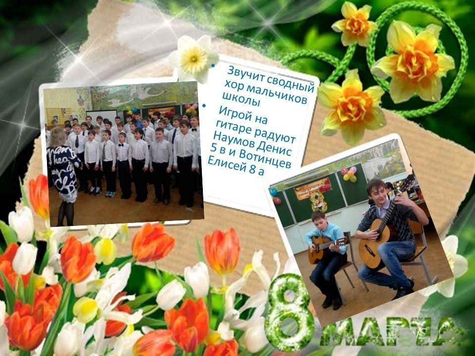 Использование фотографий для презентации к 8 Марта