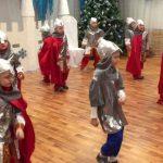 Фото 17: Танец рыцарей на 23 февраля