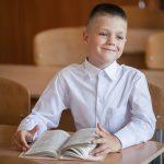 Фото 36: Белая рубашка в школу