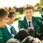 Фото 29: Зеленая школьная униформа
