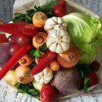 Фото 32: Овощной букет с чили