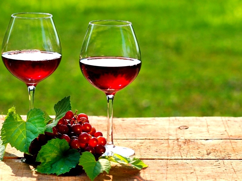 крепленое вино