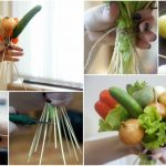 Фото 50: овощной букетик