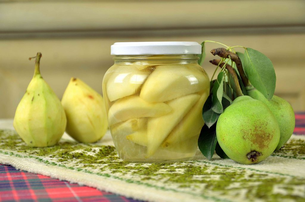 Мариновать можно не только овощи, но и фрукты