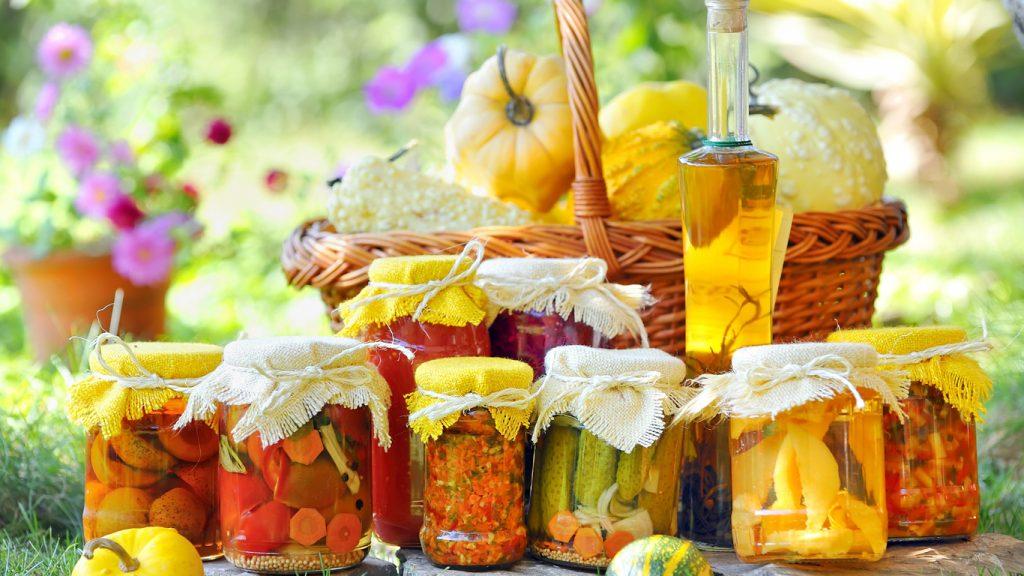 Соленья содержать минеральные вещества, антиоксиданты, а также пребиотики