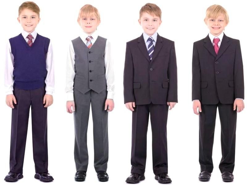 школьная форма серая для мальчиков фото