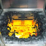Фото 9: 3d пол в лифте