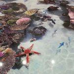 Фото 38: 3d пол с рисунком кораллового рифа