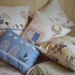 Фото 8: Аппликация на подушках