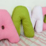 Фото 28: Подушки–буквы в детской