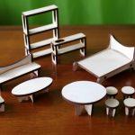Фото 5: Мебель для кукол из фанеры