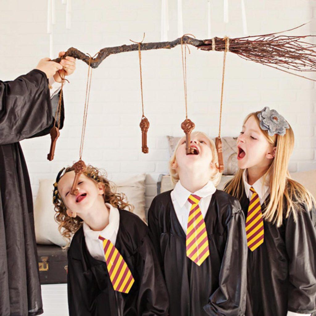 Конкурсы на вечеринку Гарри Поттера