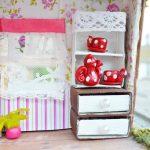 Фото 20: Кухонная мебель из спичечных коробков