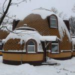 Фото 36: Купольные крыши