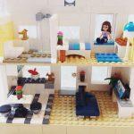 Фото 7: Мебель для кукол из лего