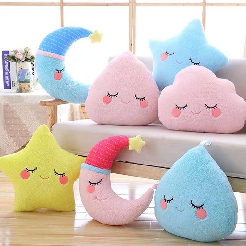 Подушки различной формы для детской