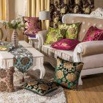 Фото 5: Роскошные подушки в классическом стиле