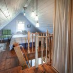 Фото 10: Спальня на чердаке