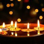 Фото 13: Плавающие свечи