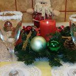 Фото 28: Новогодний декор бокалов сахаром