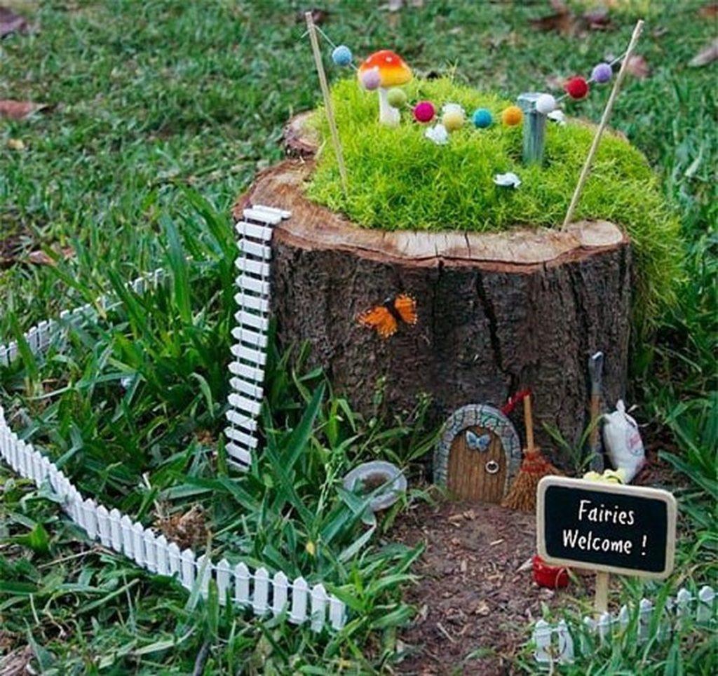 Несколько идей по созданию неприхотливого сада своими руками