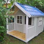 Фото 10: Детский домик из дерева фото