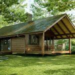 Фото 9: Фото дизайна дачного домика