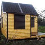 Фото 25: Готовый дачный домик