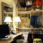 Фото 29: Интерьер гардеробной комнаты для женщины